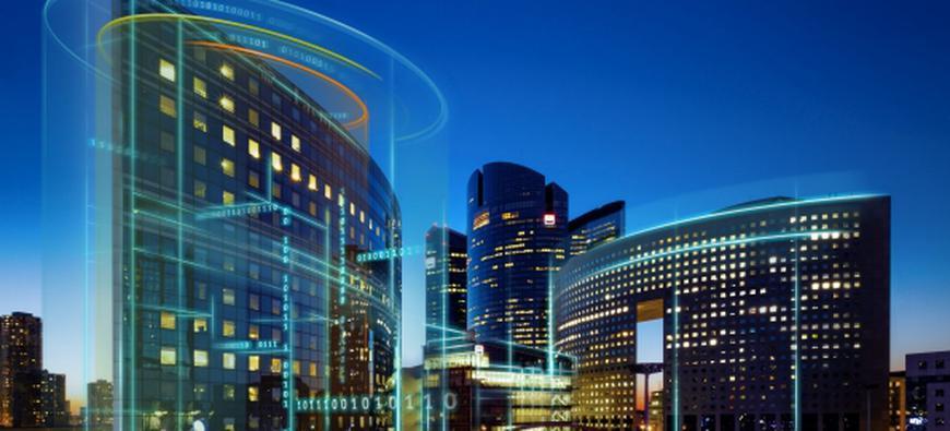 Digitaliseer uw gebouw